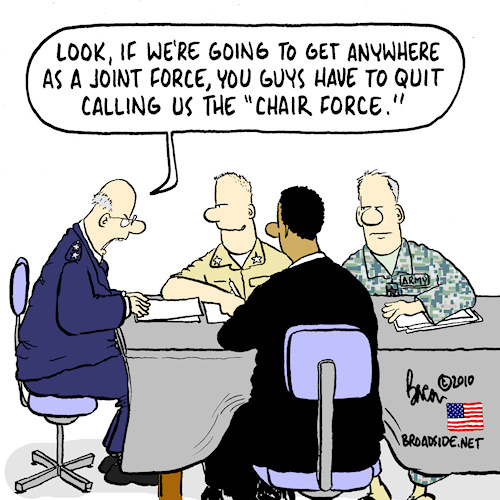 chair force